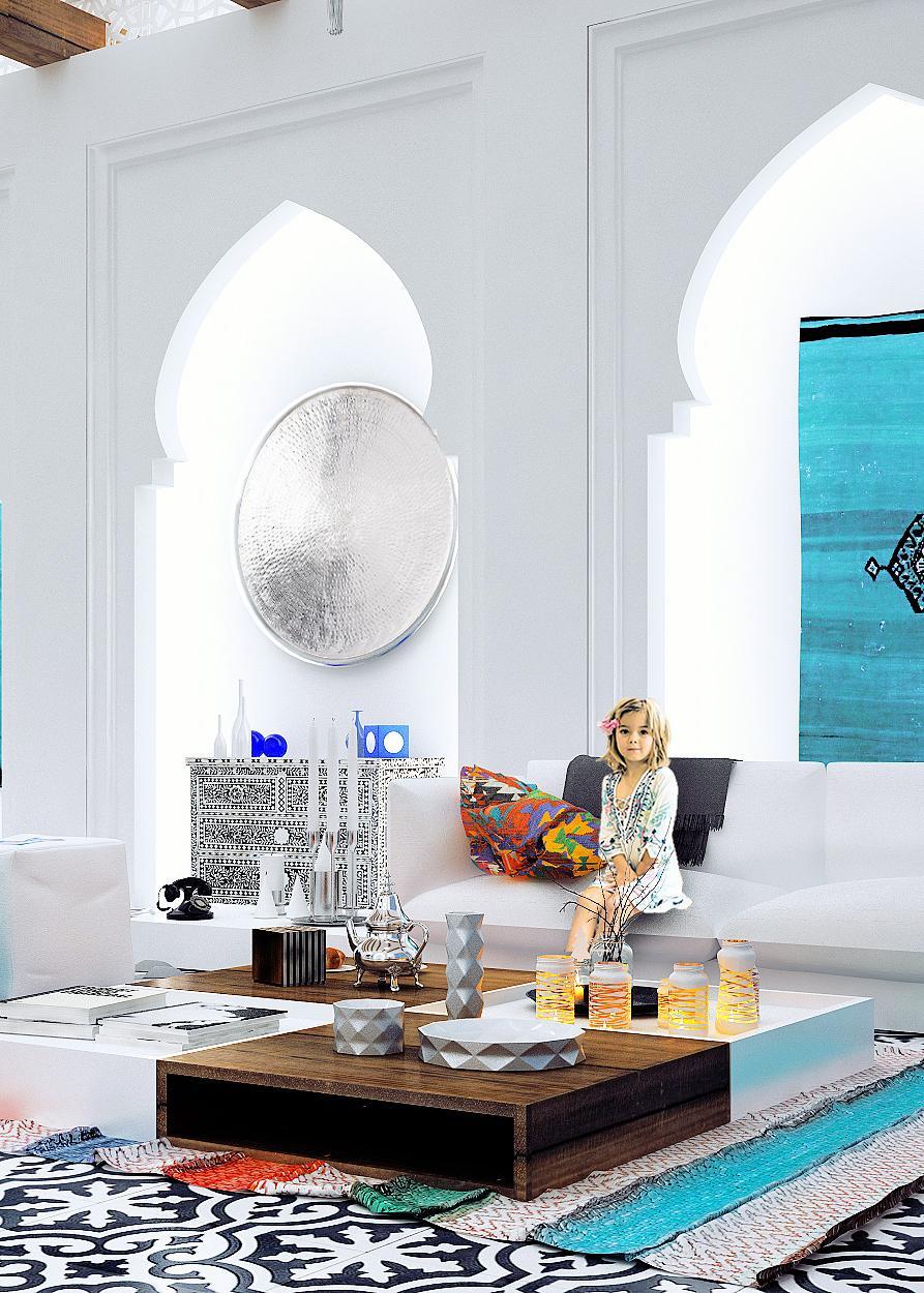 design interieur marocain