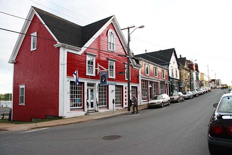 maisons historiques Lunenburg
