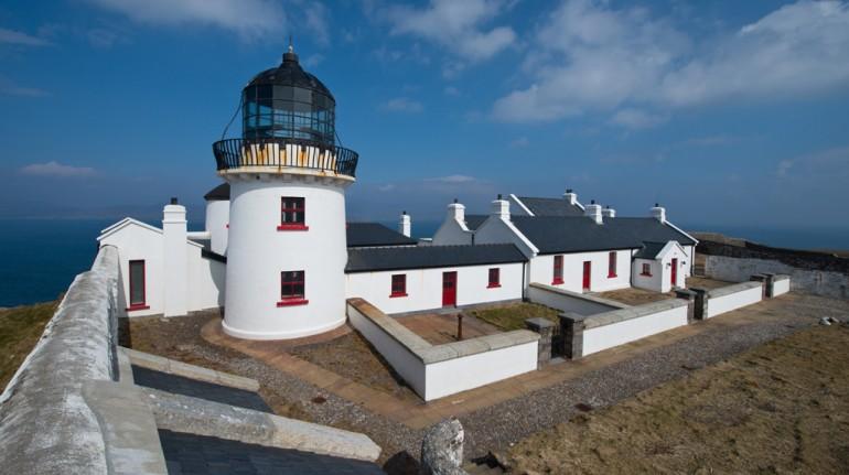 Phare de l'Île Clare
