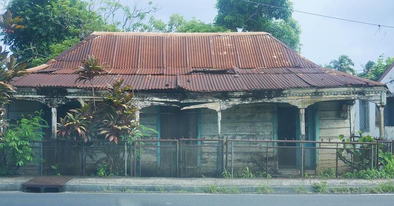 case creole guadeloupéenne