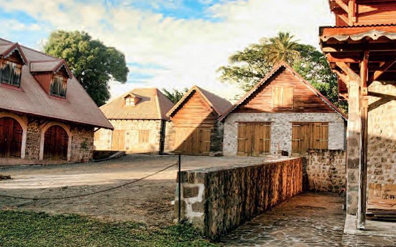 ancienne habitation guadeloupe