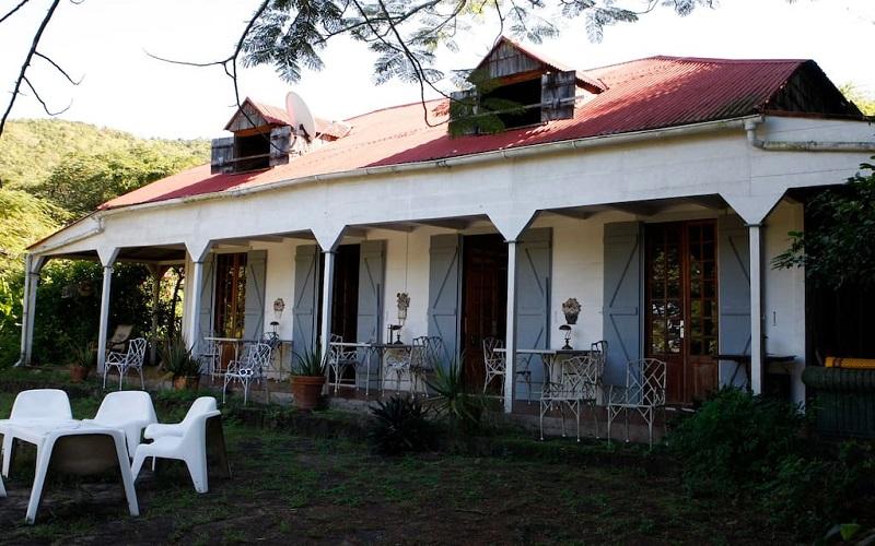 anciennes habitations en guadeloupe