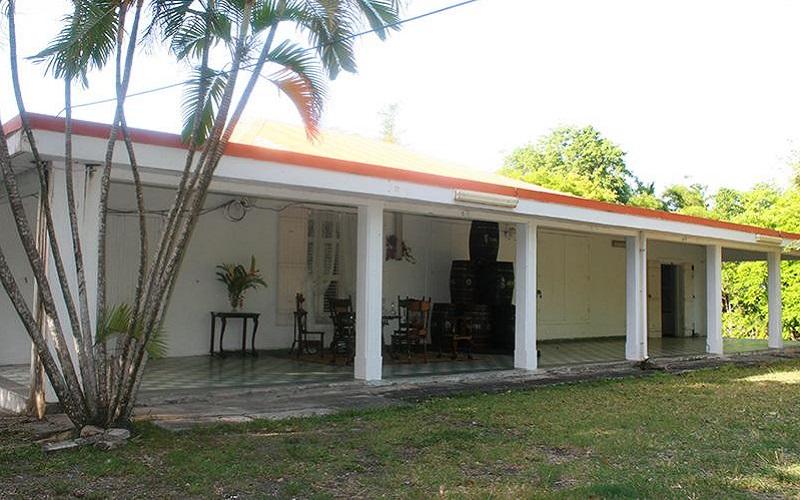 vieille habitation guadeloupe