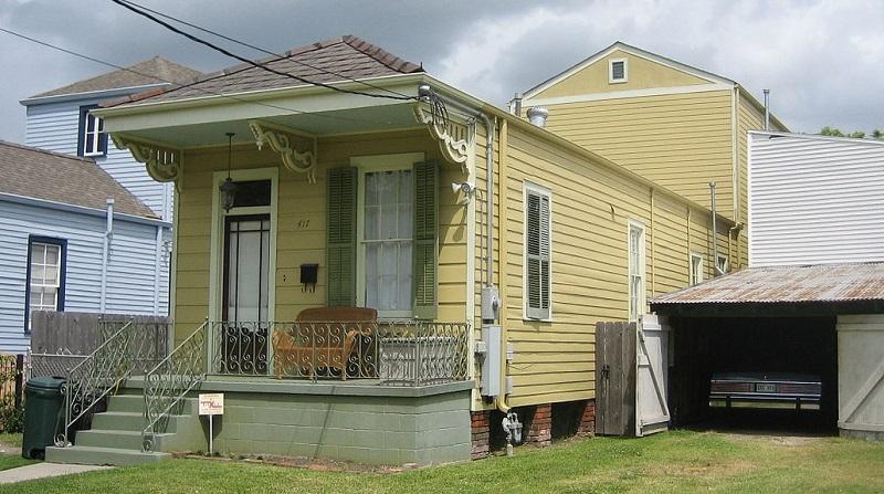 shotgun house camelback