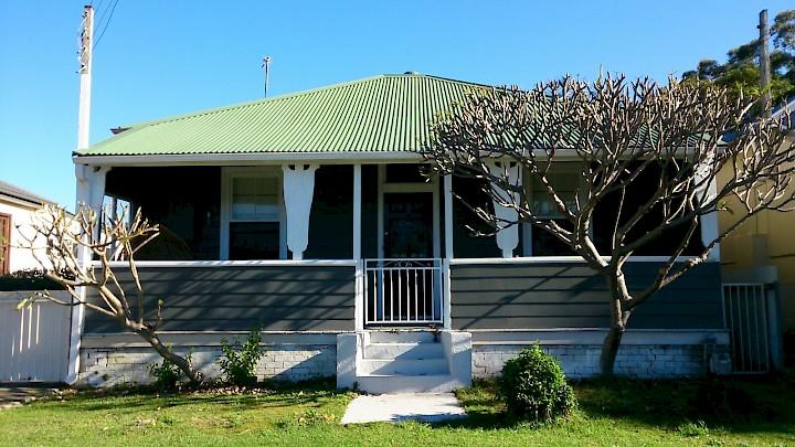 Architecture des maisons australiennes