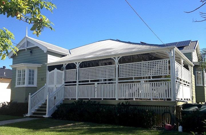 histoire architecture maisons australie