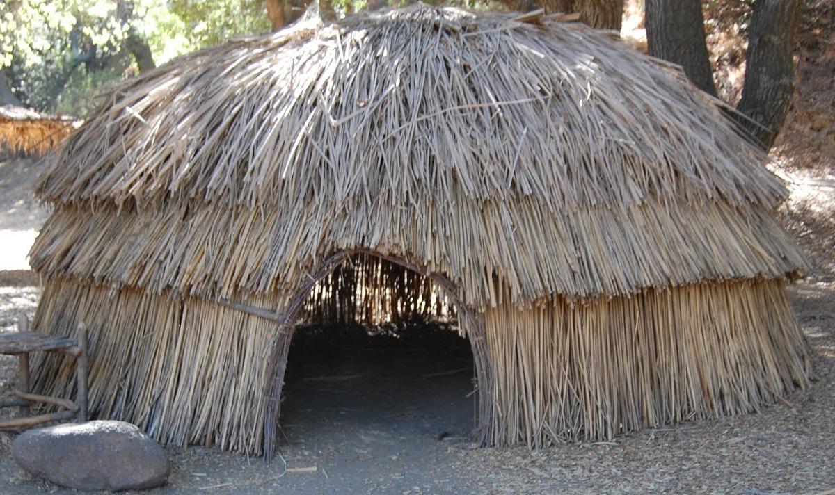 maison chumash