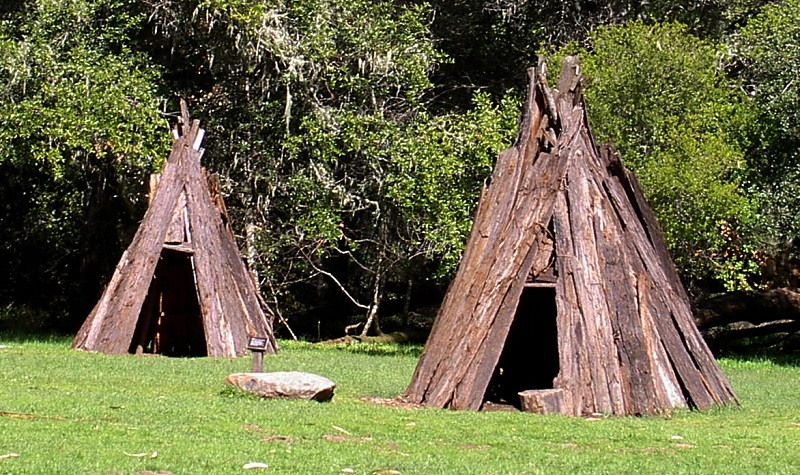 habitation Miwok