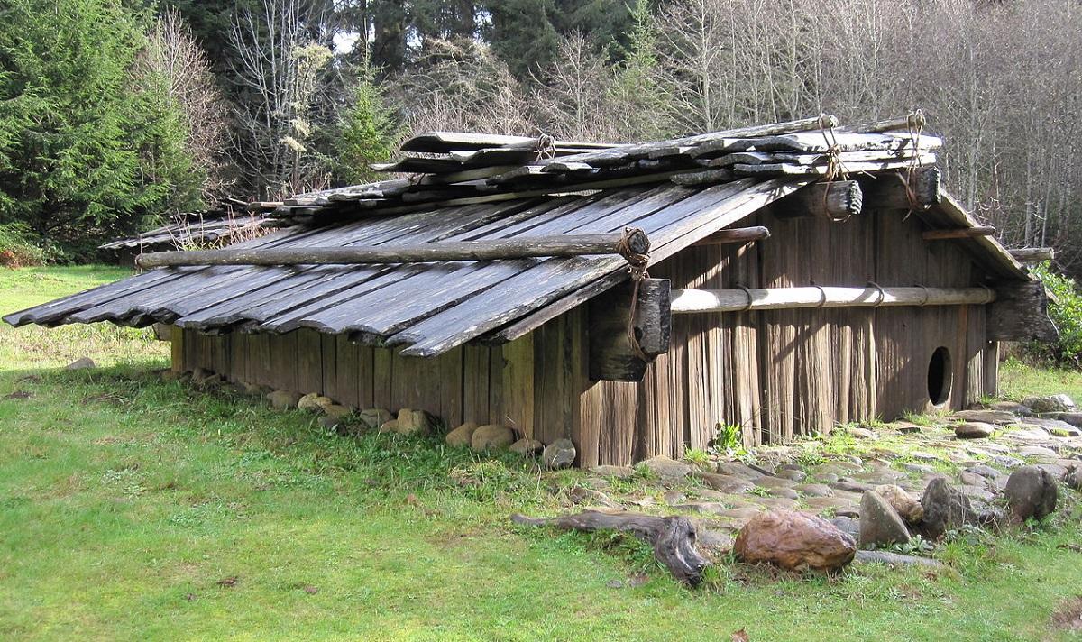 habitation Yurok