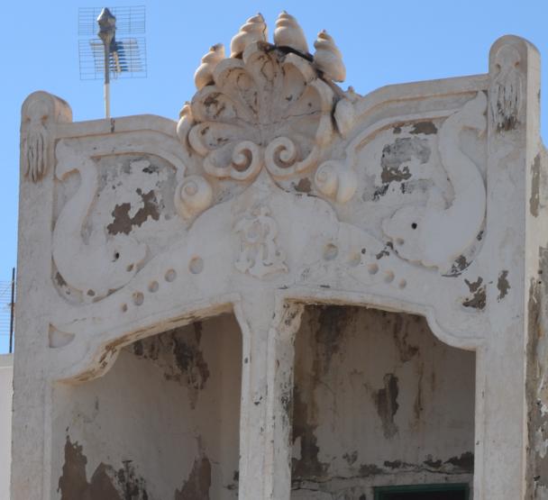 maison insolite famara
