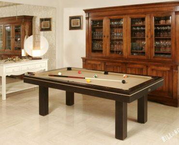 table de billard transformable haut de gamme