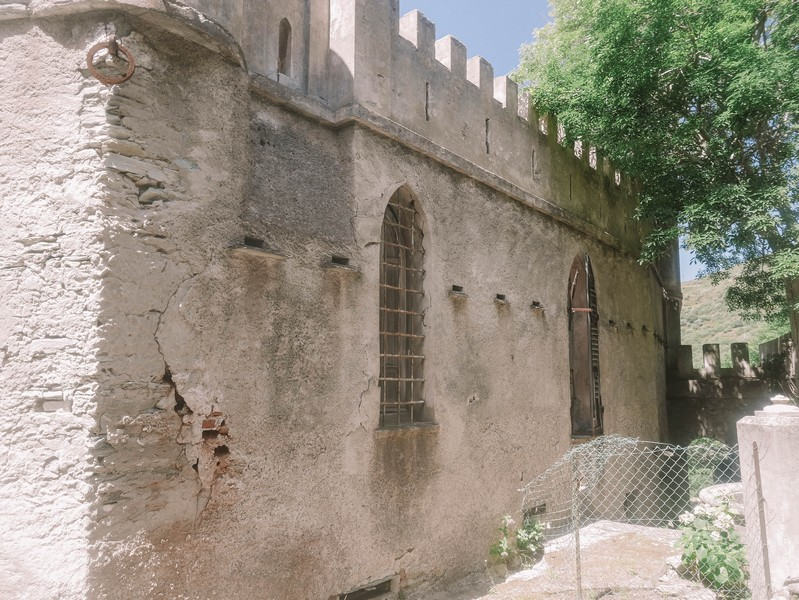 maison chateau centuri