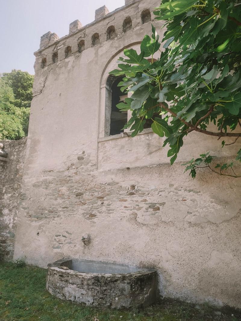 chateau centuri