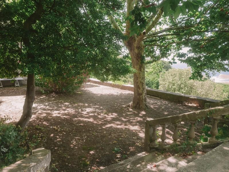 jardin tour chateau merlacce