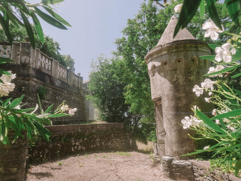 tour chateau merlacce
