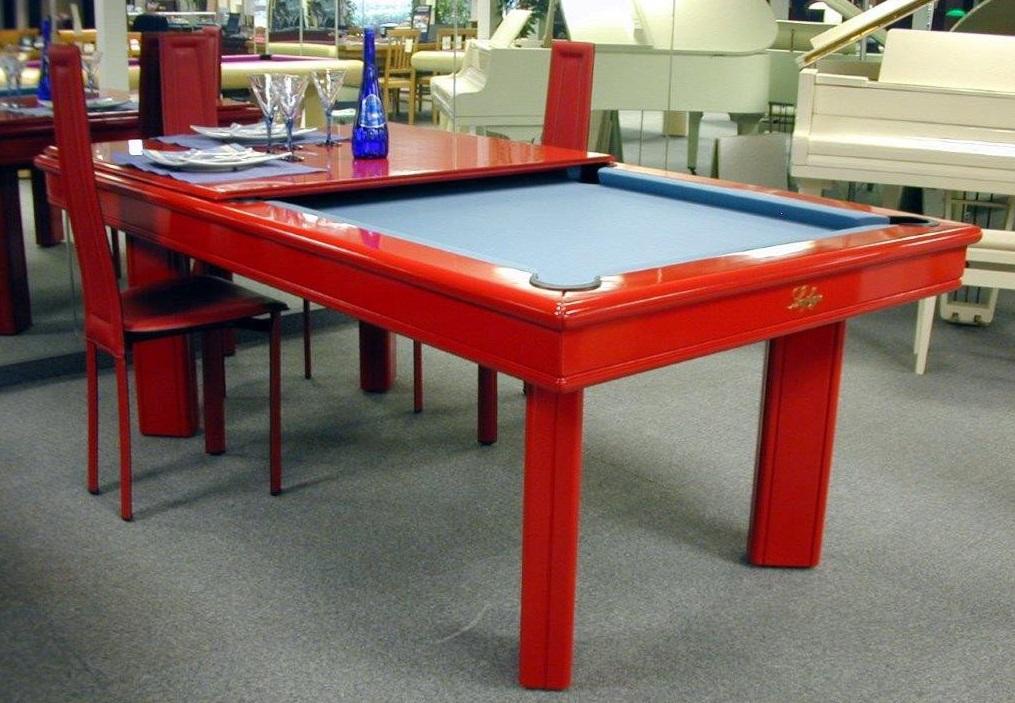 table de billard transformable