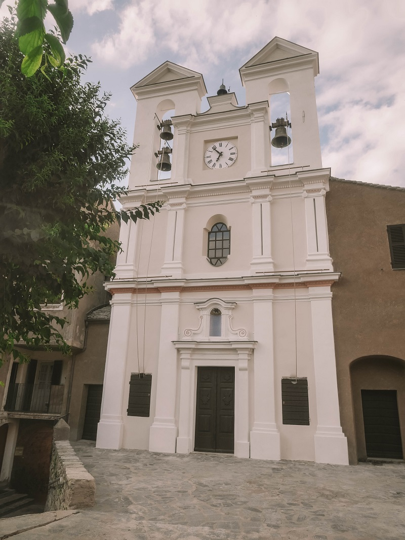 chapelle olmo