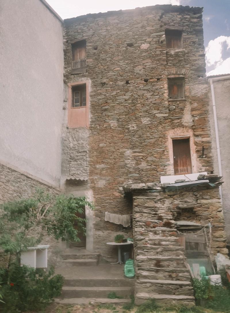 maison traditionnelle du nebbio