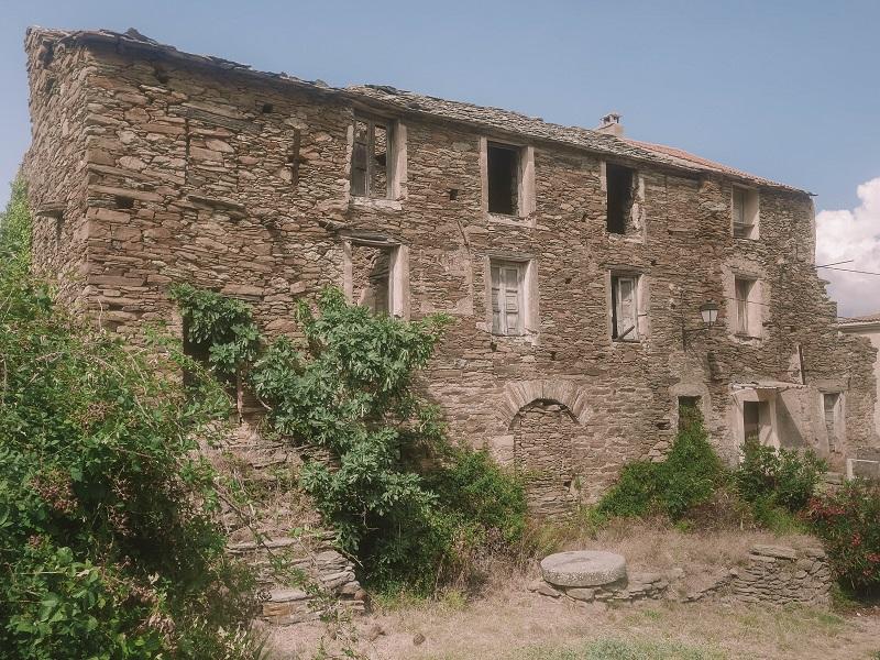 maison du nebbio