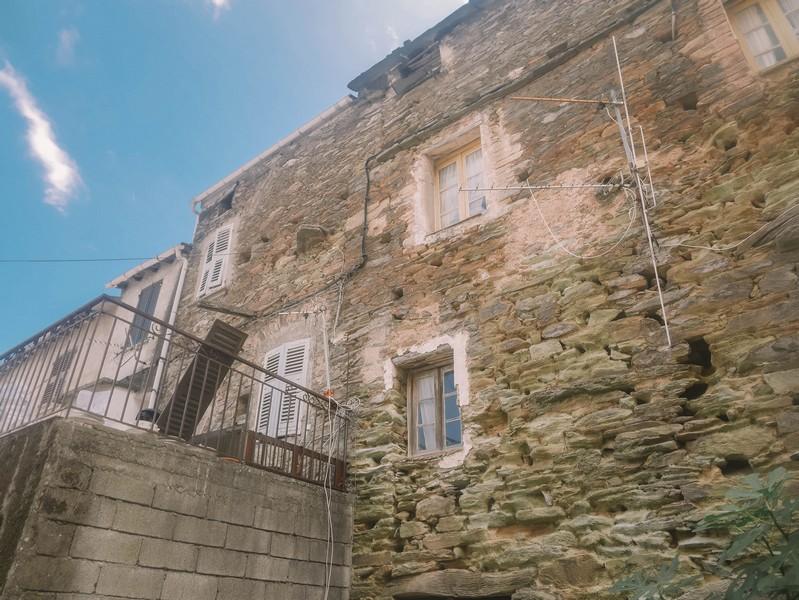 maisons du nebbio