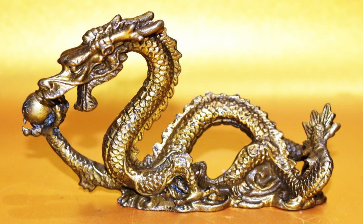 ou placer dragon feng shui