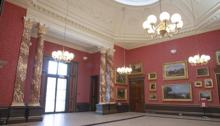 musée chateau de blaise bristol