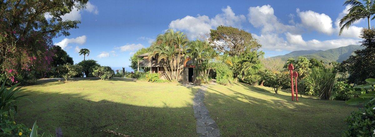 ancienne habitation bois guadeloupe