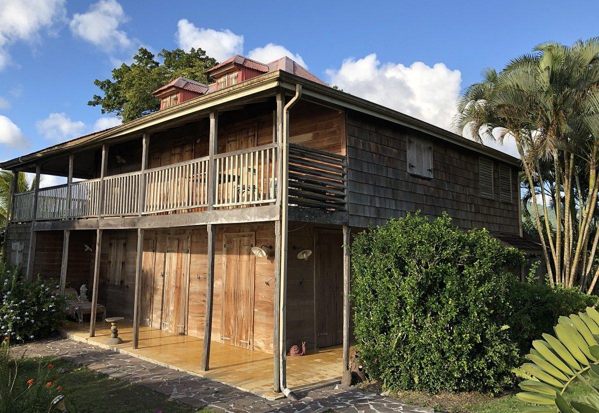 ancienne habitation guadeloupéenne
