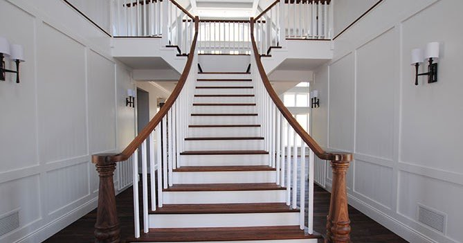 escalier pose tuto