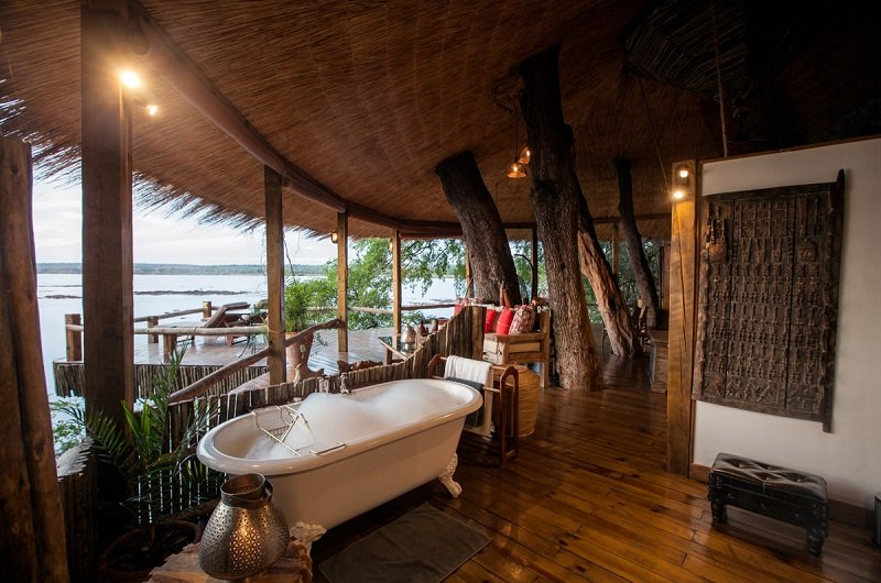 cabane arbre de luxe