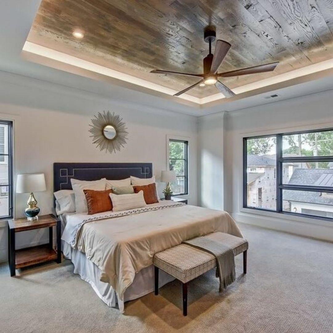ventilateur silencieux plafond