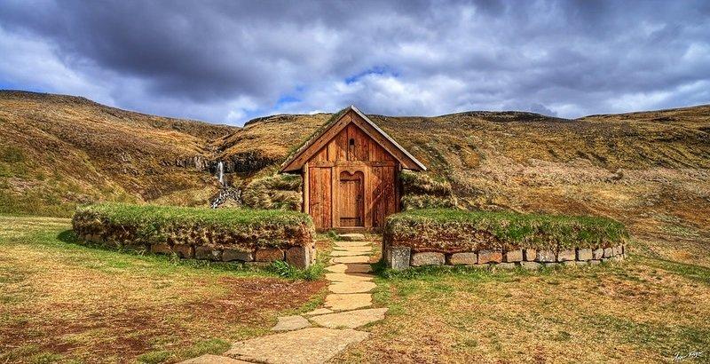 Þjóðveldisbærinn chapelle