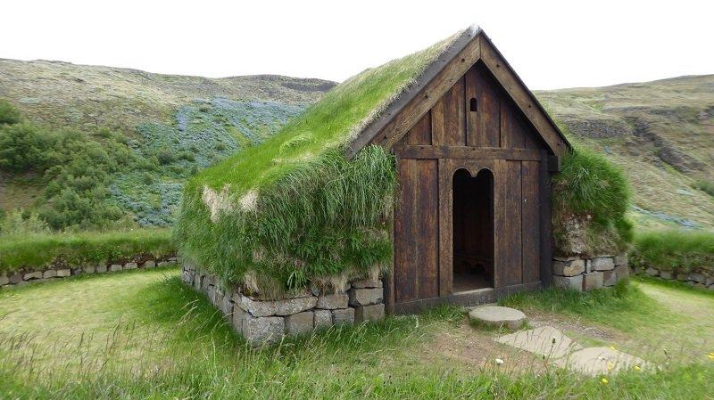 chapelle Þjóðveldisbærinn