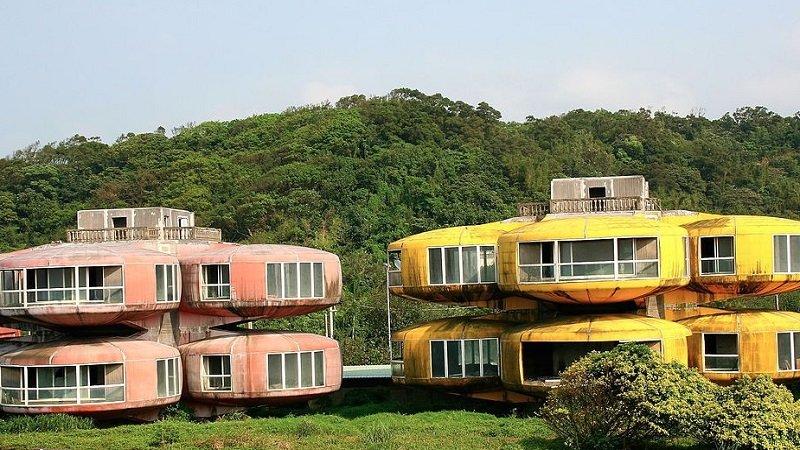 maisons abandonnées sanzhi