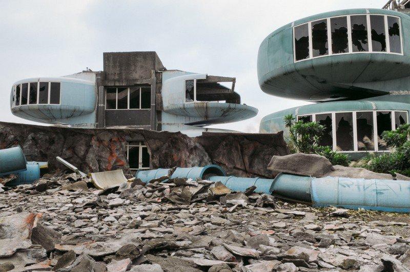 maison ufo