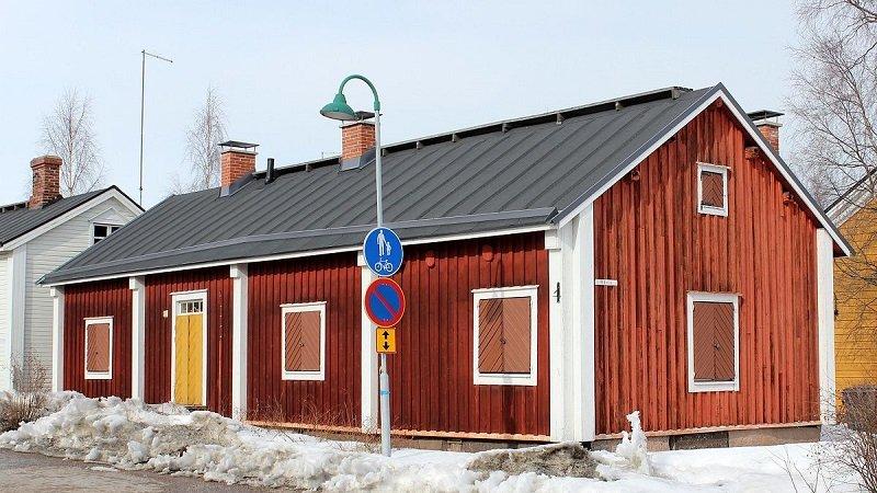 maison bois oulu