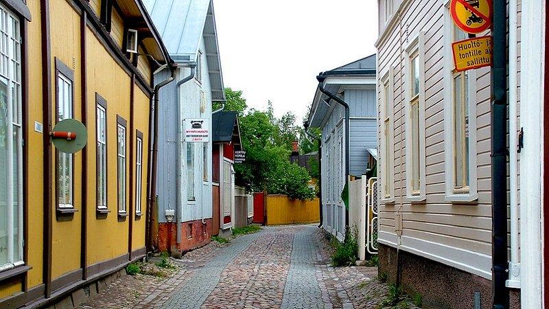 maisons bois rauma