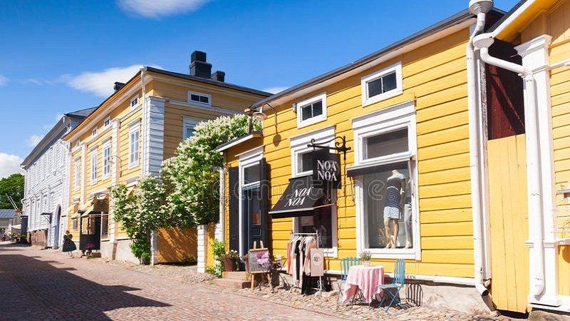 maisons en bois finlande