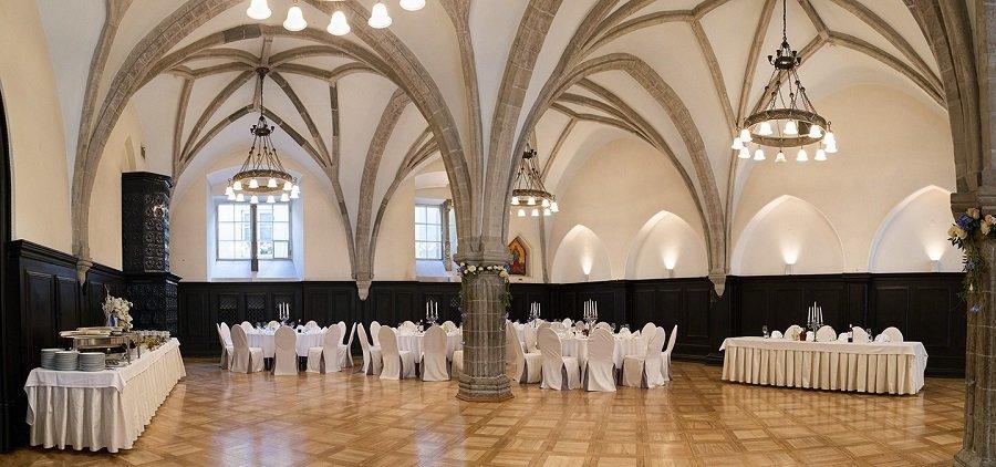 Hall de la Guilde de St. Olaf