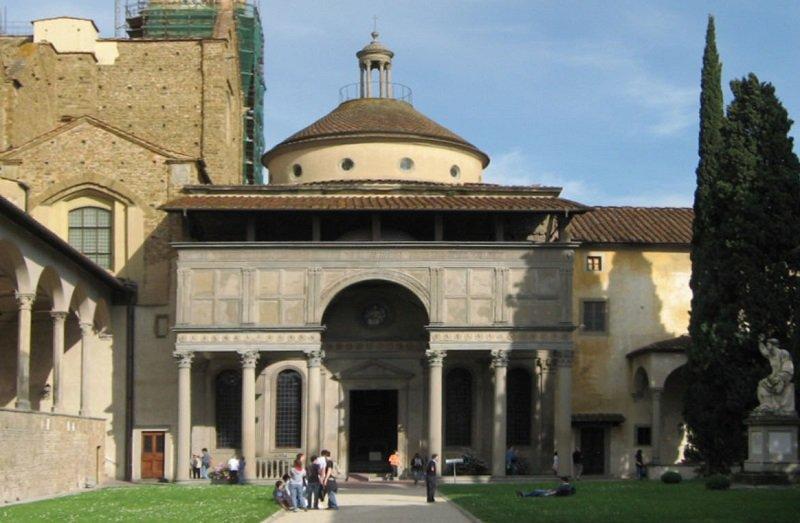 Chapelle Pazzi