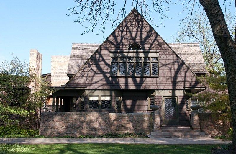 Maison et studio Frank Lloyd Wright