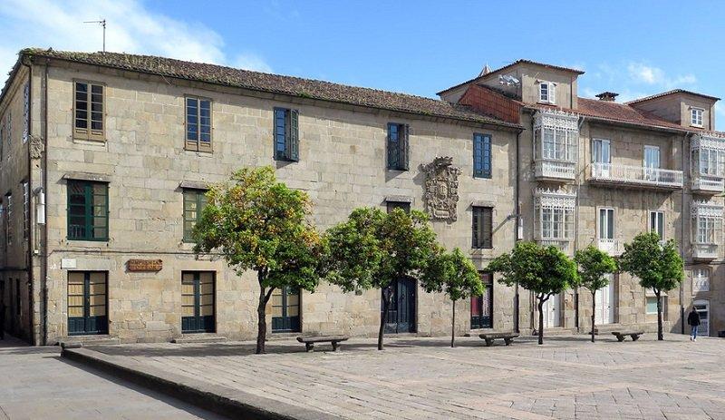 maison en pierre Pontevedra