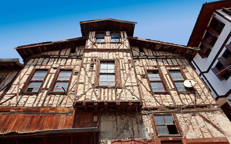 maisons traditionnelles Safranbolu