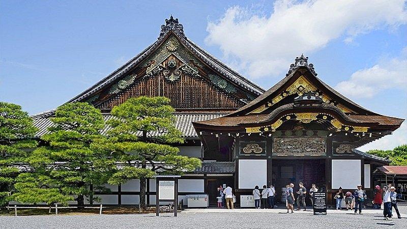 santuaire japonais