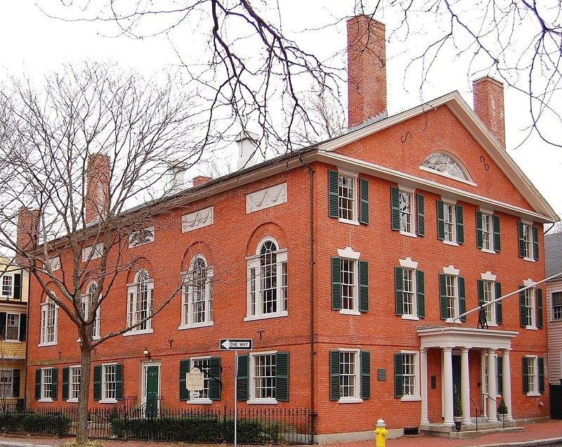 architecture de style fédéral
