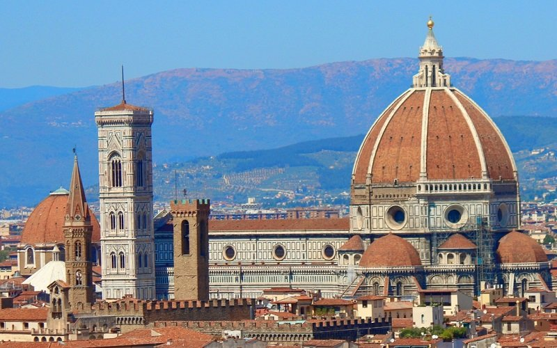 dome cathedrale florence