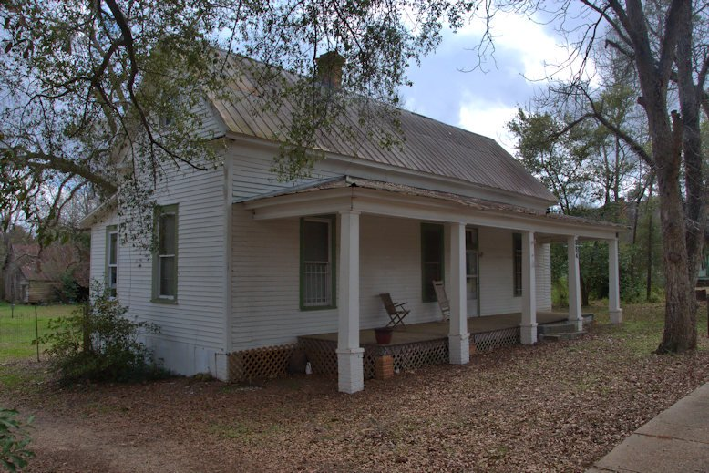 hall and parlor house