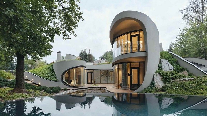 maison organique