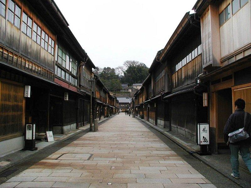 machiya japon