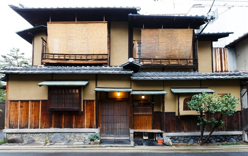 machiya à kyoto